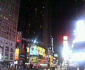 ニューヨークにて
